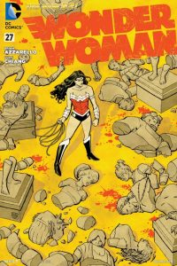 Wonder Woman Volume Four Issue 27