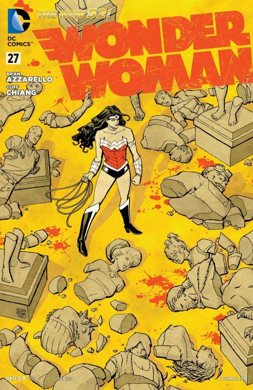 Wonder Woman Volume Four Issue 27