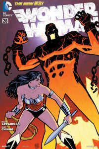 Wonder Woman Volume Four Issue 28