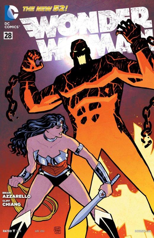 Wonder Woman Volume Four Issue 28