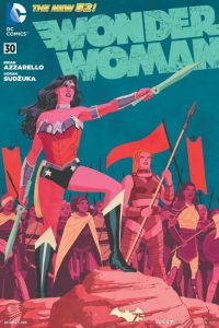 Wonder Woman Volume Four Issue 30