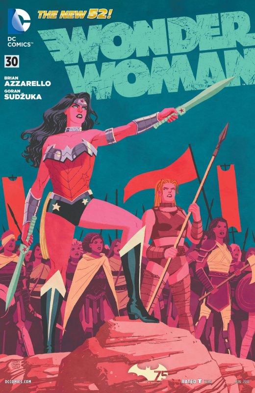 Wonder Woman Volume Four Issue 30