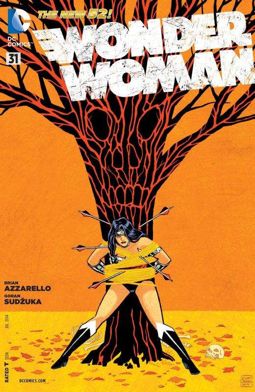 Wonder Woman Volume Four Issue 31