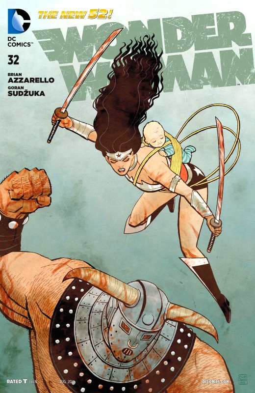 Wonder Woman Volume Four Issue 32