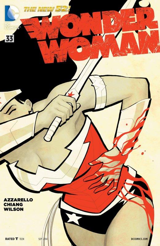 Wonder Woman Volume Four Issue 33