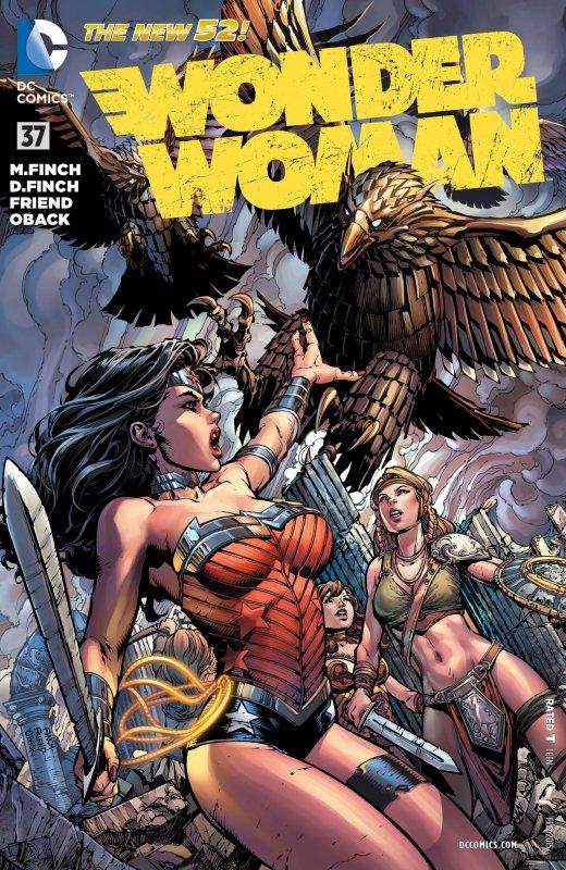 Wonder Woman Volume Four Issue 37