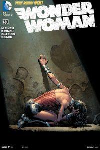 Wonder Woman Volume Four issue 39