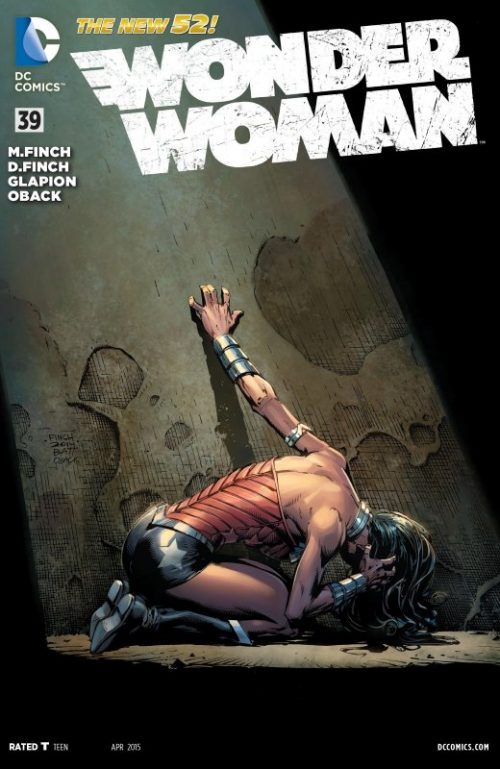 Wonder Woman Volume Four issue 39