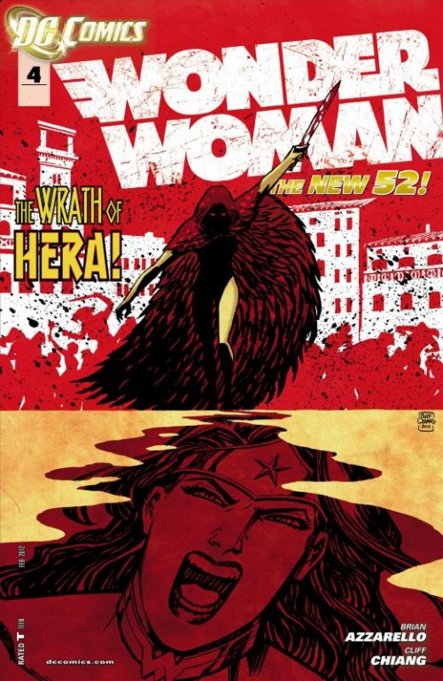 Wonder Woman Volume Four Issue 4