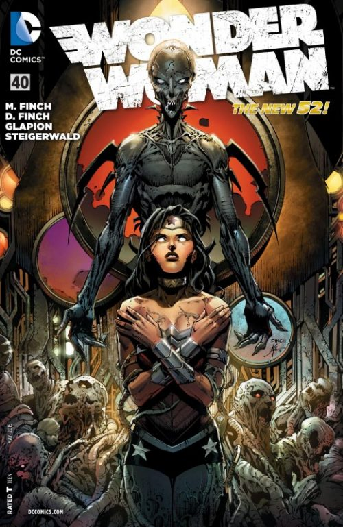 Wonder Woman Volume Four Issue 40