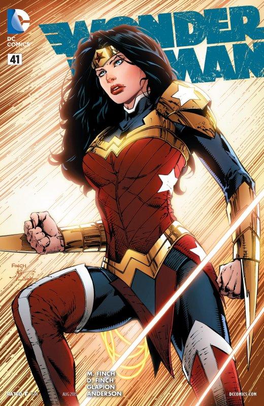 Wonder Woman Volume Four Issue 41