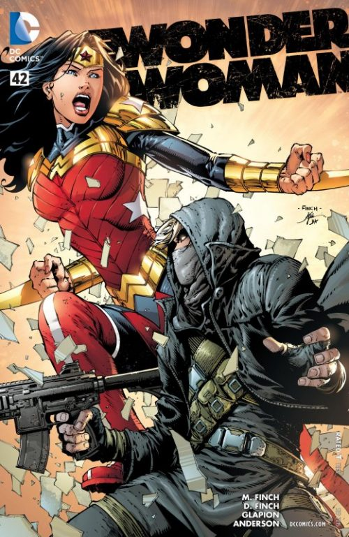 Wonder Woman Volume Four Issue 42