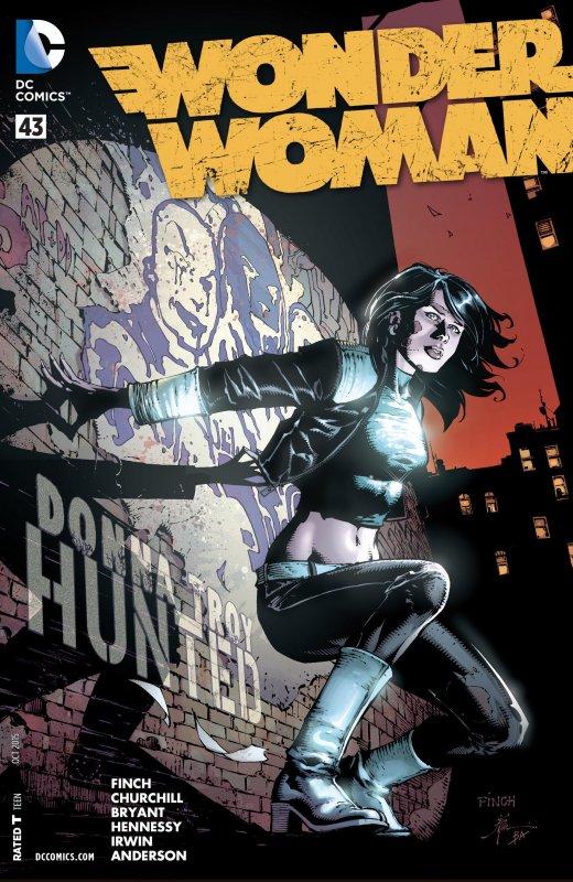 Wonder Woman Volume Four Issue 43