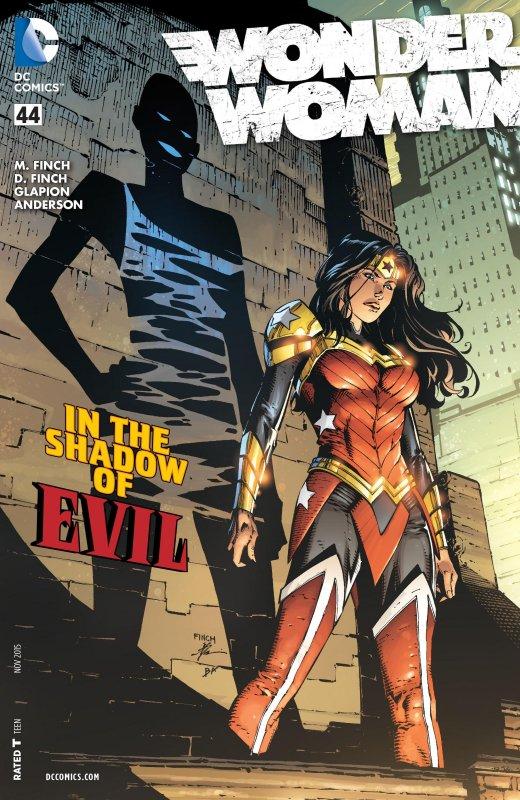Wonder Woman Volume Four Issue 44