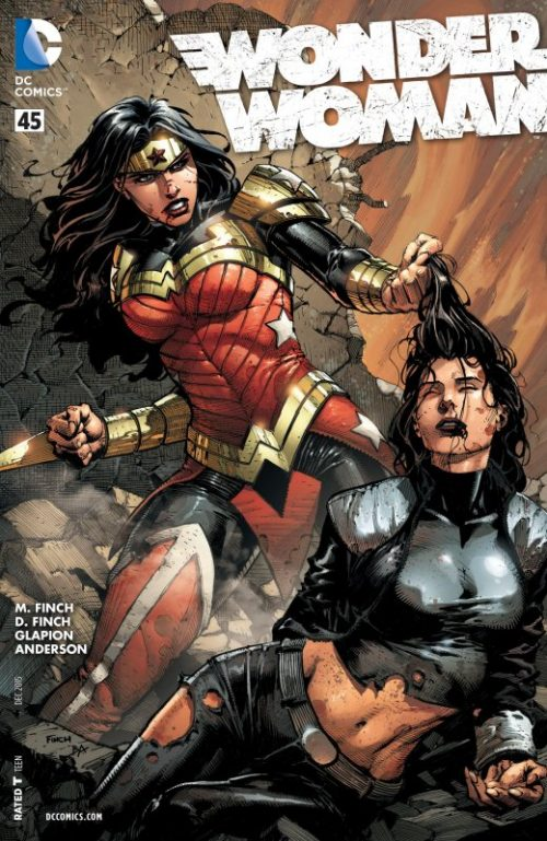 Wonder Woman Volume Four issue 45