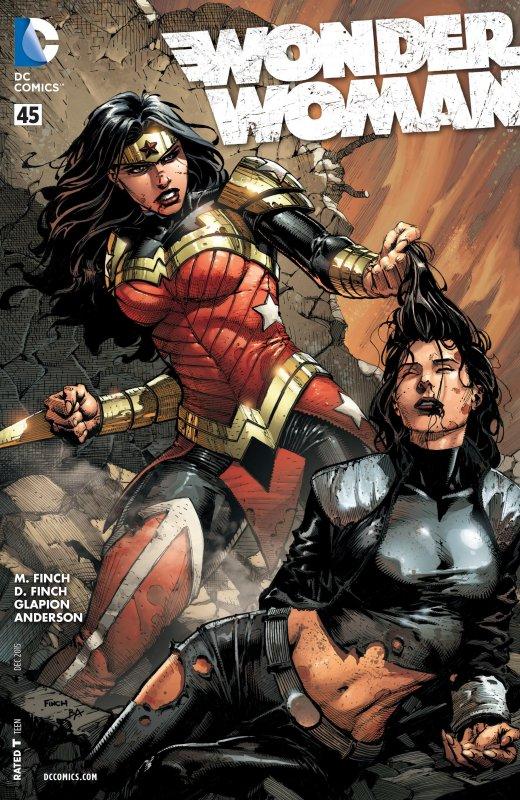 Wonder Woman Volume Four issue 45