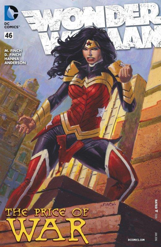 Wonder Woman Volume Four Issue 46