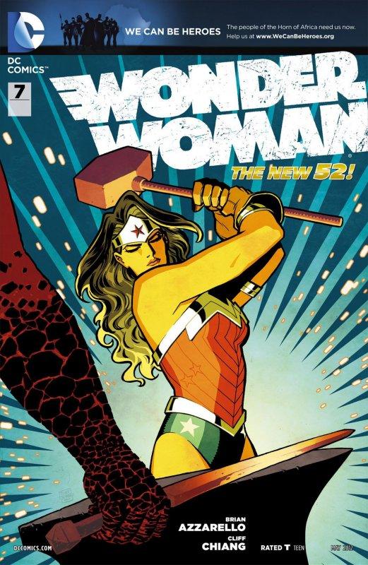 Wonder Woman Volume Four Issue 7