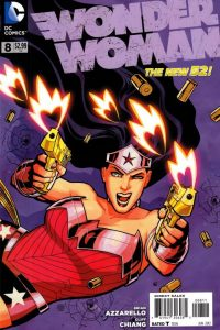 Wonder Woman Volume Four Issue 8