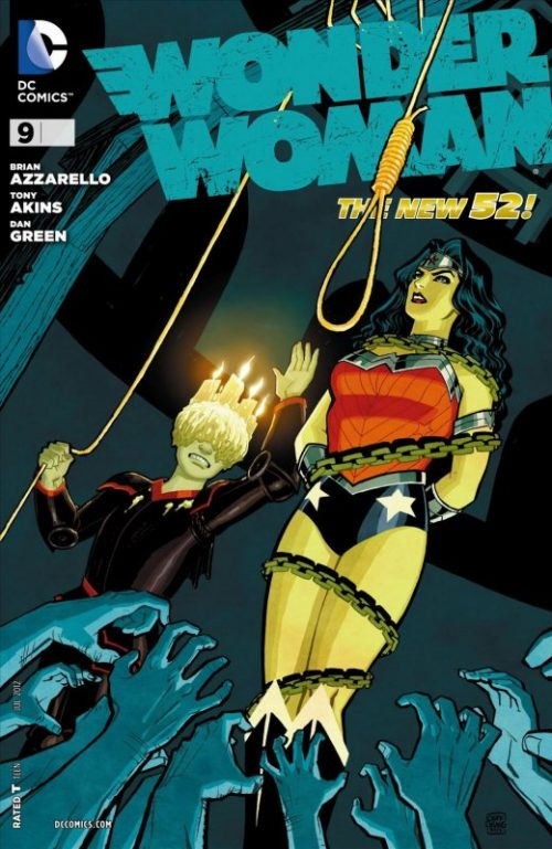 Wonder Woman Volume Four Issue 9