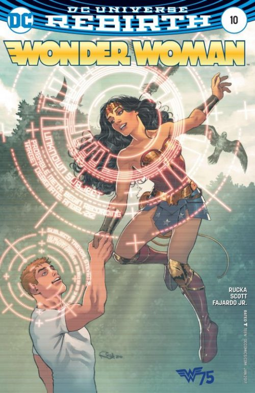 Wonder Woman Volume Five issue 10