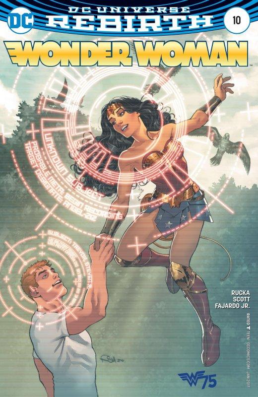 Wonder Woman Volume Five issue 10