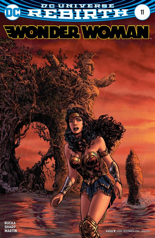 Wonder Woman Volume Five Issue 11