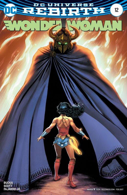 Wonder Woman Volume Five Issue 12