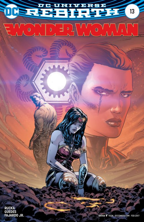 Wonder Woman Volume Five Issue 13