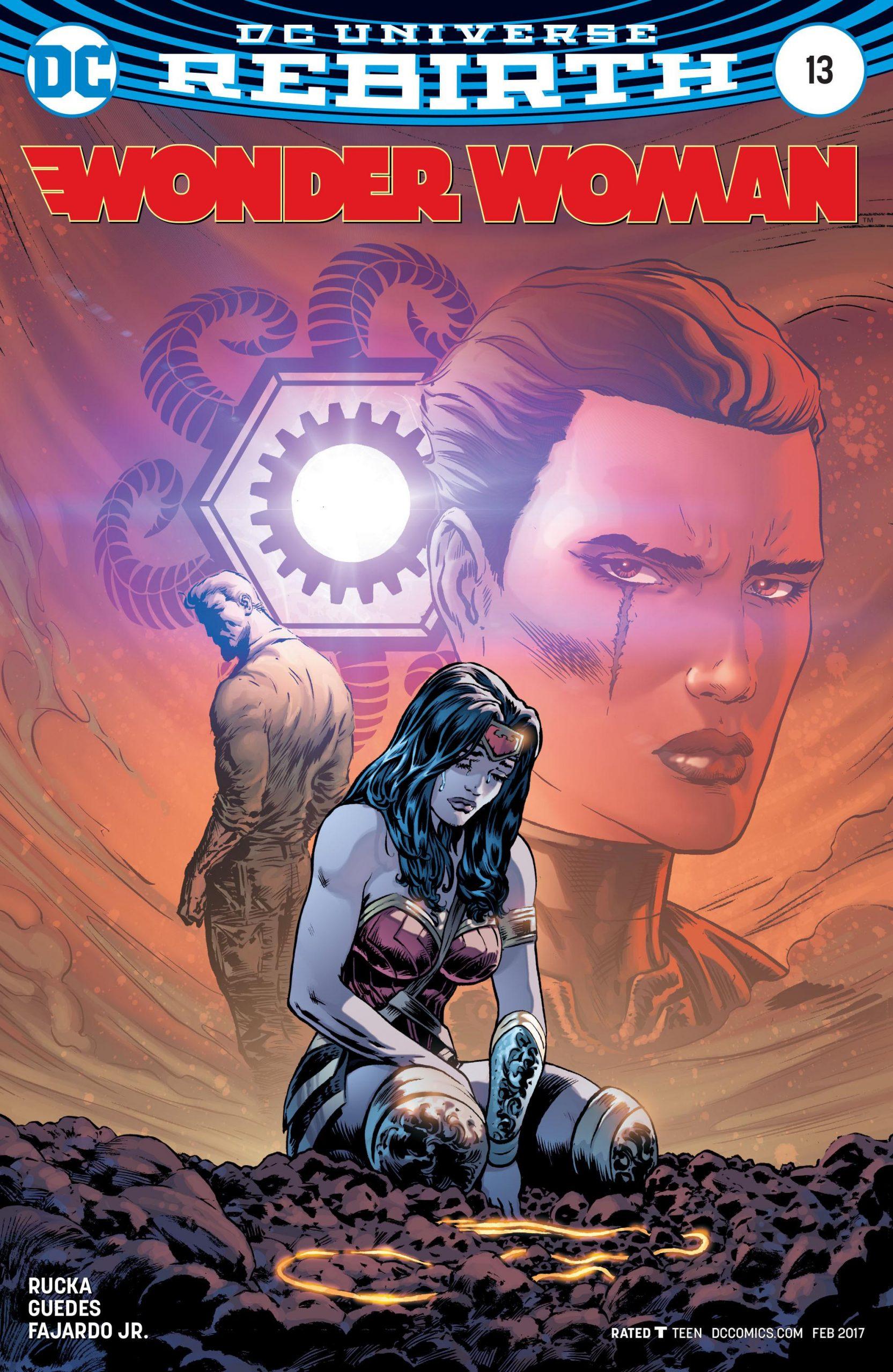 Wonder Woman Volume Five Issue 13