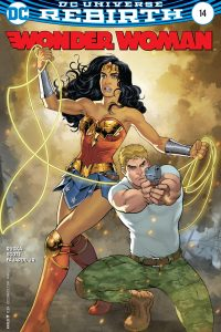 Wonder Woman Volume Five Issue 14