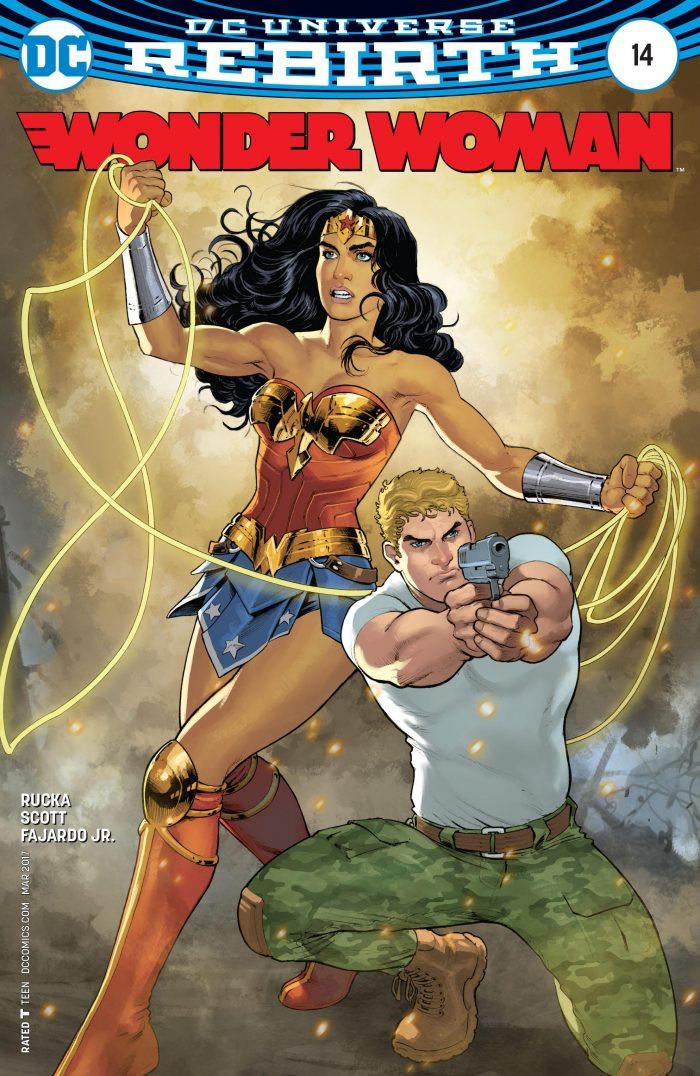 Wonder Woman Volume Five Issue 14