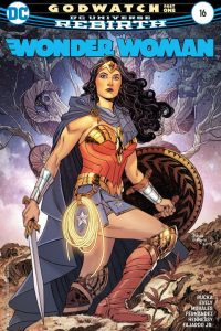 Wonder Woman Volume Five Issue 16