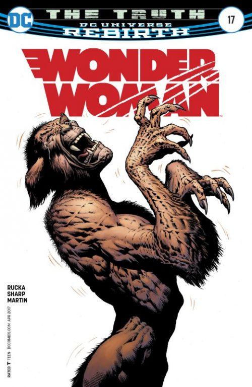 Wonder Woman Volume Five issue 17