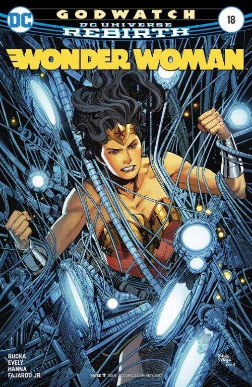 Wonder Woman Volume Five issue 18
