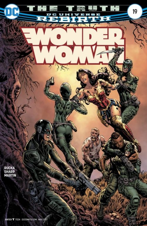Wonder Woman Volume Five issue 19