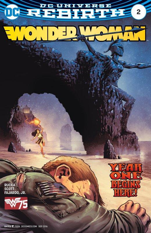 Wonder Woman Volume Five Issue 2