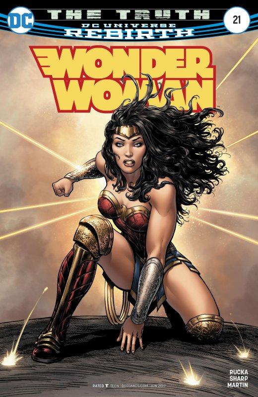 Wonder Woman Volume Five issue 21