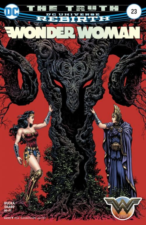 Wonder Woman Volume Five issue 23