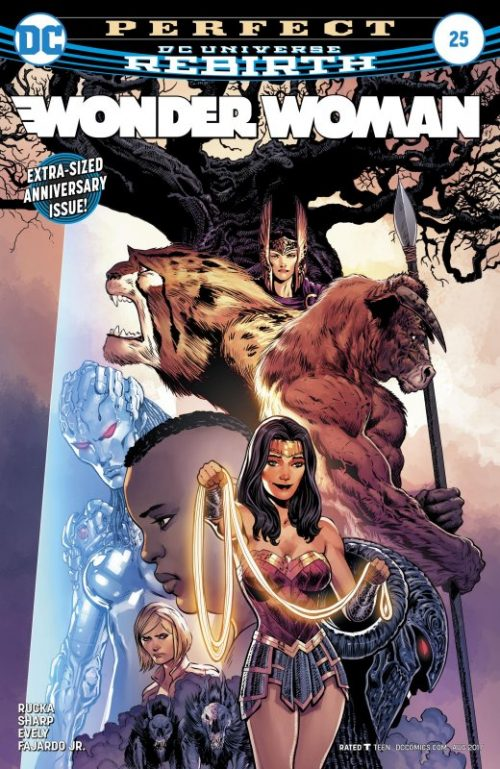 Wonder Woman Volume Five Issue 25