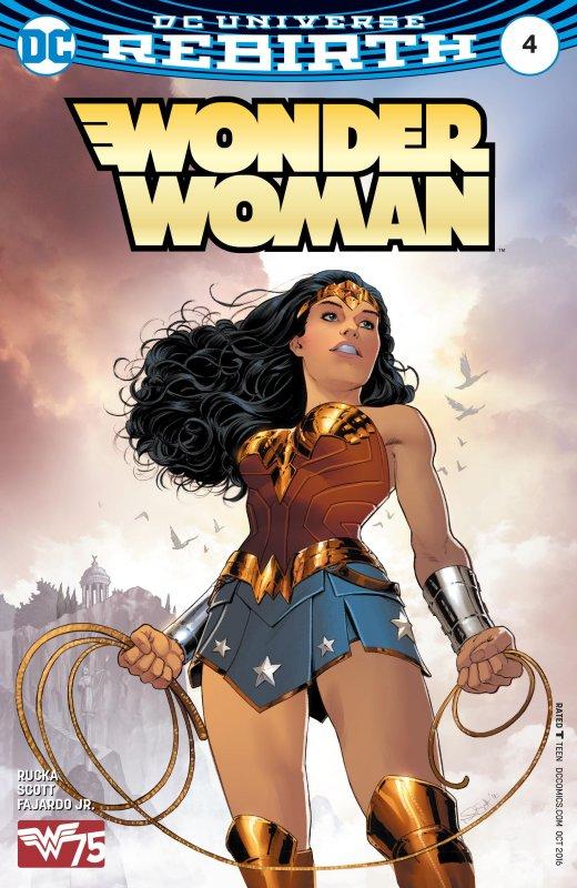Wonder Woman Volume Five Issue 4