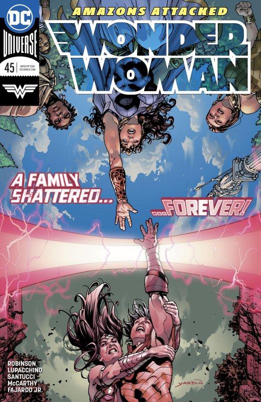 Wonder Woman Volume 5 Issue 45