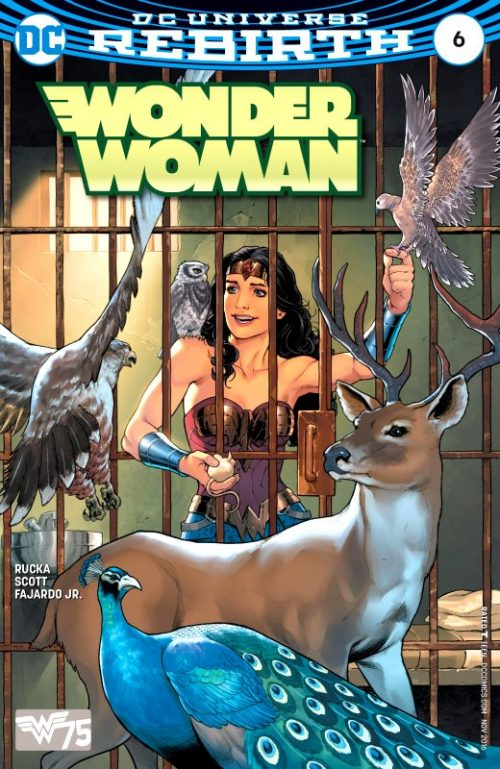 Wonder Woman Volume Five issue 6