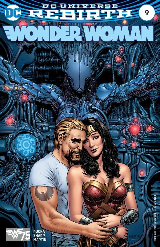 Wonder Woman Volume Five Issue 9