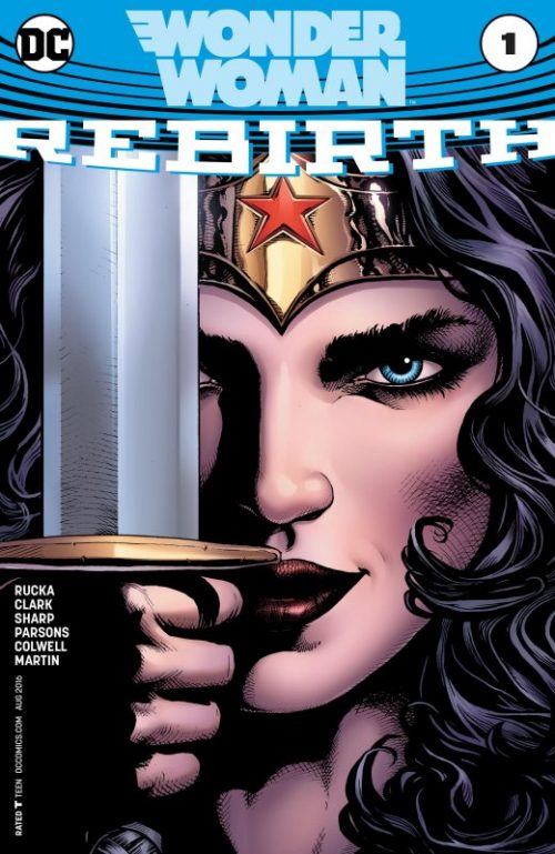 Wonder Woman Rebirth Volume Five Issue 1