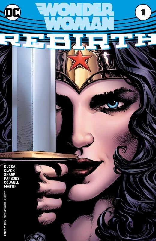 Wonder Woman Rebirth Volume Five Issue 1